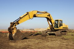 excavation project equipment